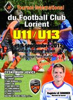 Tournoi International du FCL - Septembre 2012